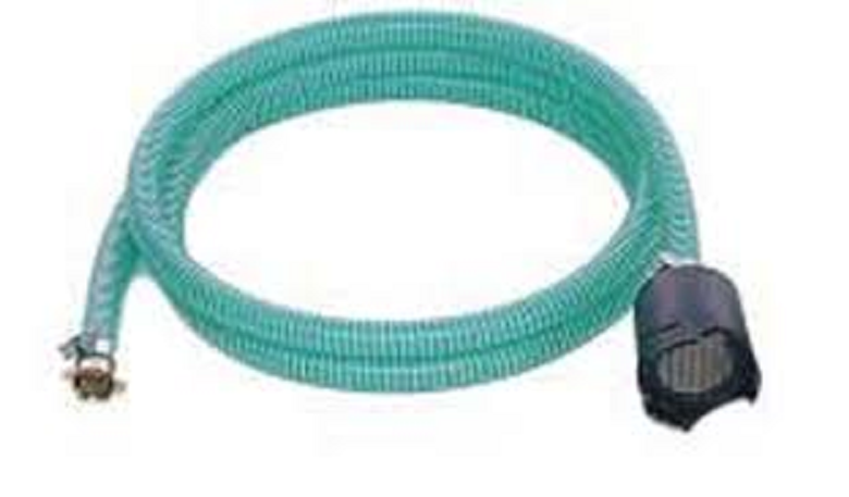 3m Suction Hose-c/w Filter