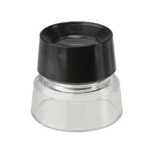 LiMiT 25MM LOUPE WITH TRANSPARENT TUBE (MAG. X 10)