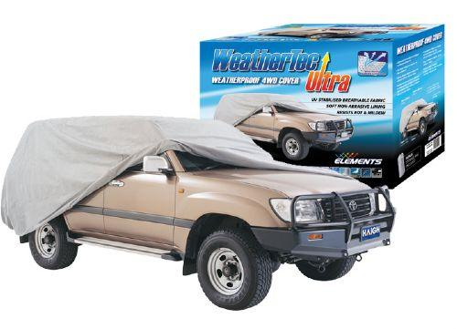 ELEMENTS CAR COVER WEATHERTECH 4X4 SMALL