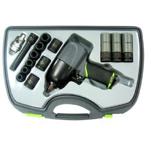 LUNA AIR 15PC 1 2IN DR. IMPACT WRENCH SET