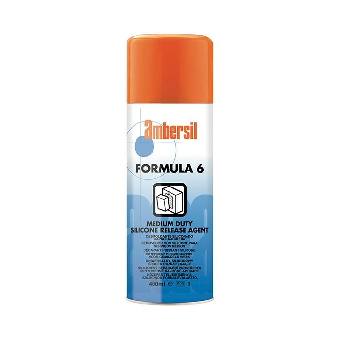 CRC AMBERSIL  6 MD SIL RELEASE AGENT  400ML 6 pk