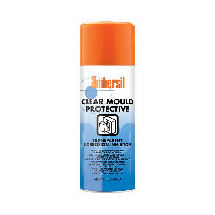 CRC AMBERSIL CLEAR MOULD PROTECTIVE  400ML 6 pack