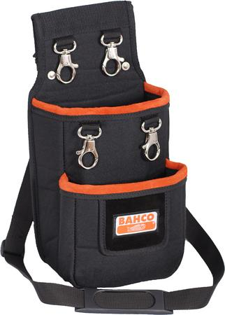 Bahco 4 hook pouch