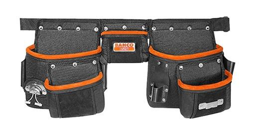 Bahco 3 pouch tool belt set