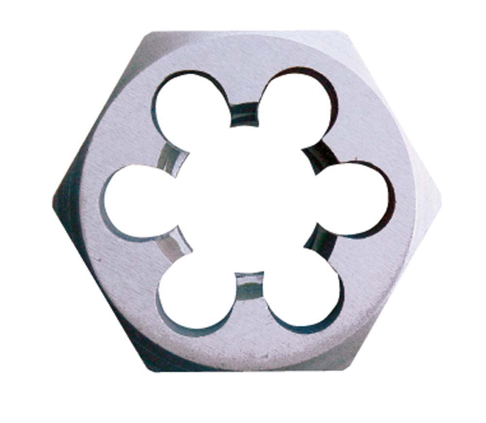 BORDO CARBON STEEL HEX DIE NUT 18mm x 2.50mm