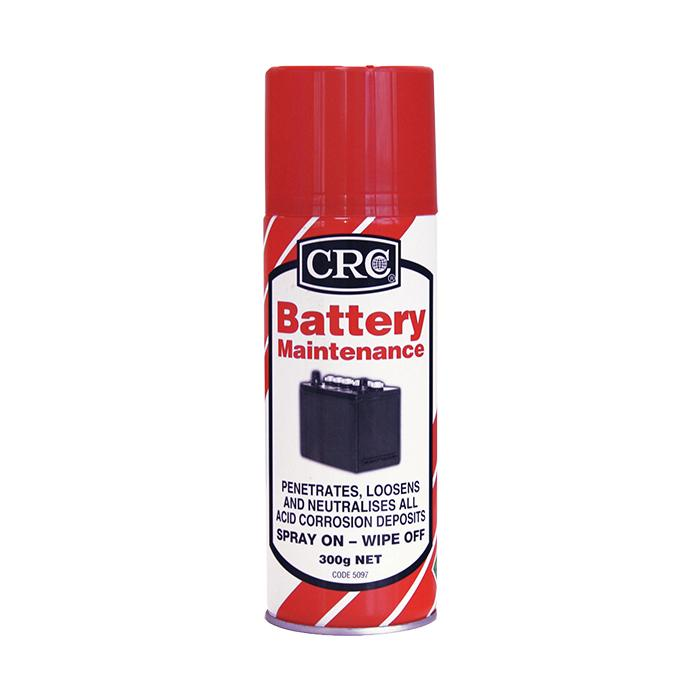 CRC BATTERY MAINTENANCE  300GM 6 pack