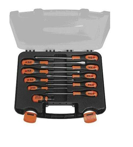 Bahco 10pc screwdriver set