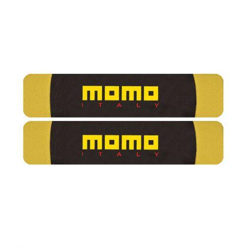 SEAT BELT PAD MOMO YELLOW PR