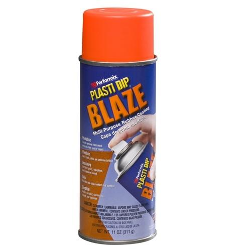 PLASTI DIP SPRAY  BLAZE ORANGE PLASTI DIP CAN