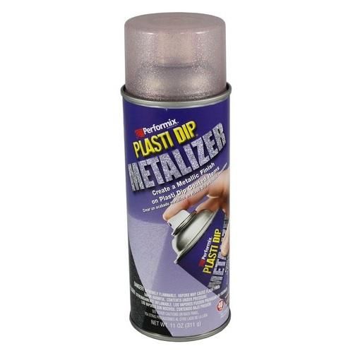 PLASTI DIP SPRAY  PLASTI DIP AEROSOL RED METALIZER