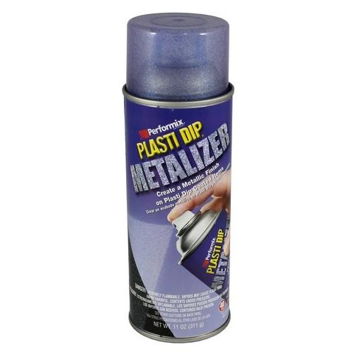 PLASTI DIP SPRAY BLUE METALIZER PLASTI DIP CAN