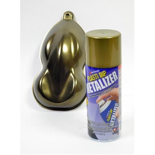PLASTI DIP SPRAY BRIGHT GOLD METALLIZER