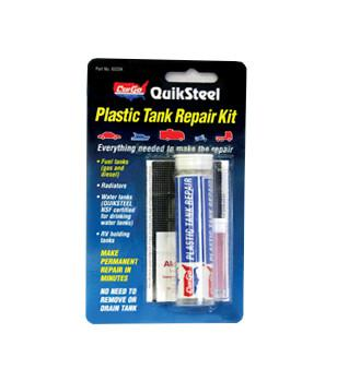 quiksteel plastic tank repair kit instructions