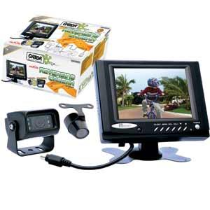 GATOR TWO REVERSE CAMERAS FOR TRAILERS 5IN