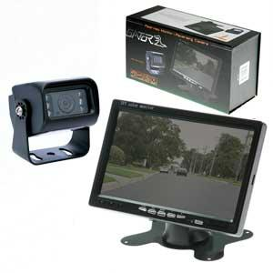 GATOR REVERSE CAMERA WIRED 7IN MONITOR