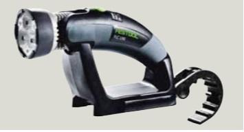 Festool Syslite with Scaffolding Hook
