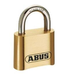 ABUS 180 MARINE SERIES 50MM / 25MM SHACKLE (NAUTILUS)