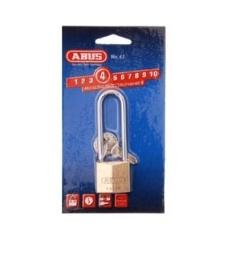 ABUS 65 SERIES 30MM / 17.5MM SHACKLE