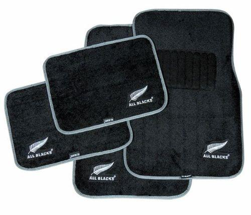 All Blacks Carpet Cat mats