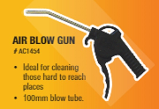 Air Blow Gun 100mm