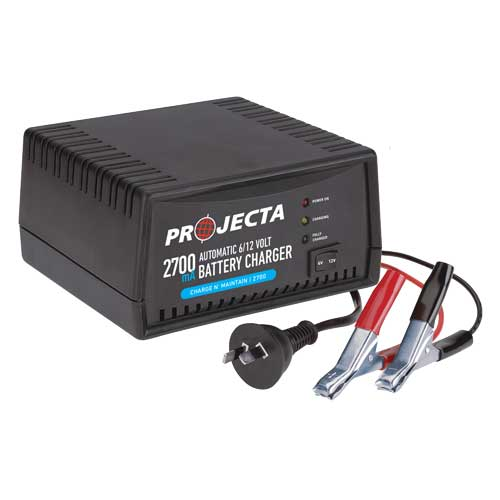 PROJECTA BATTERY CHARGER 4 AMP