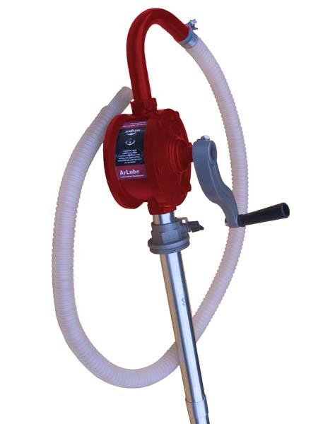 Arlube Rotary Drum Pump 205L