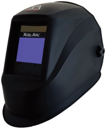 Welding Helmet, Auto Darkening - Analog Controls, 4-Sensor Large View Area