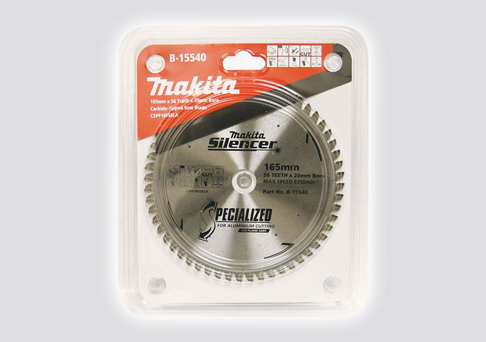 MAKITA SAW BLADE TCT 165mm 56T SP6000 B 07440