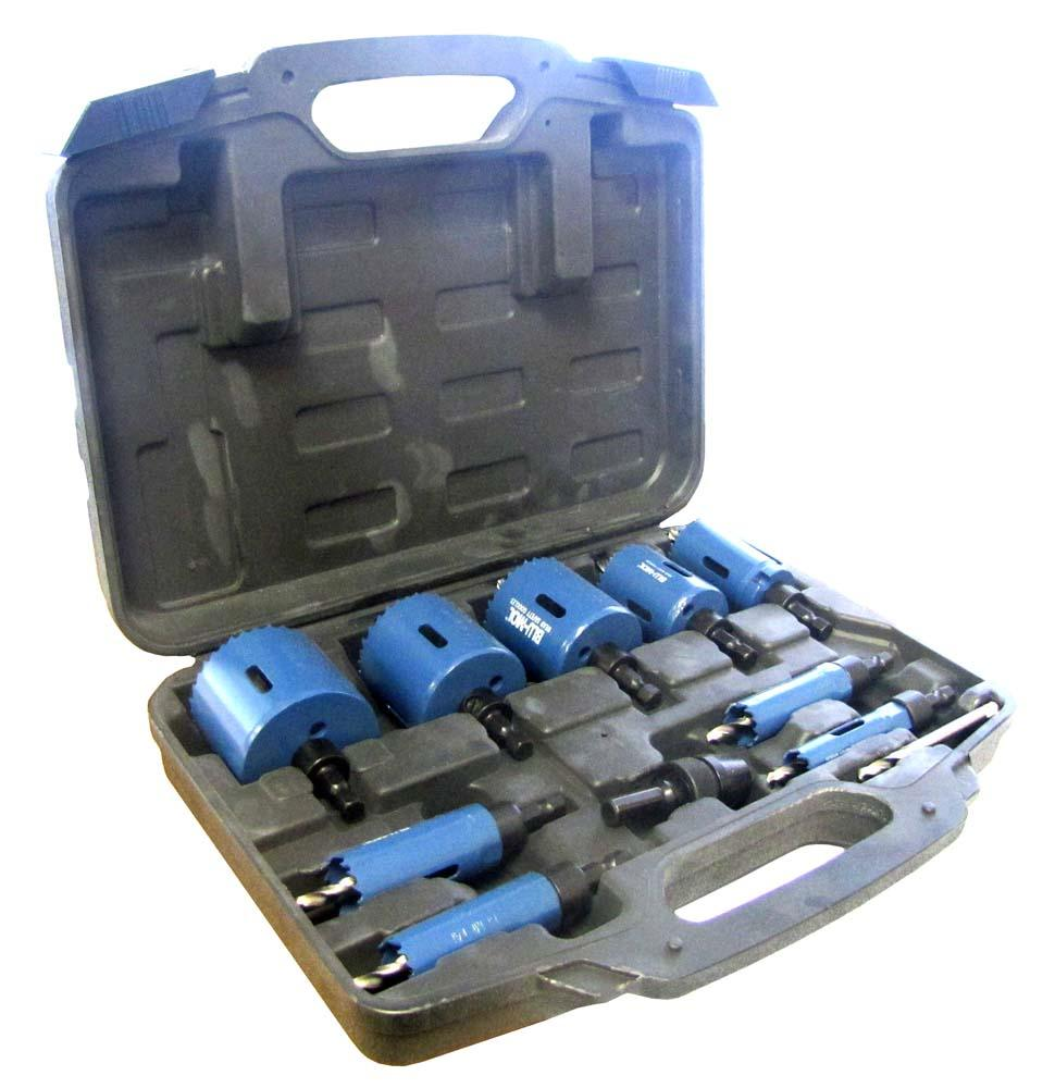 Blumol* Xtreme Quick Change Holesaw Set