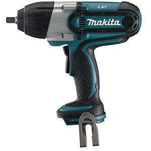 Makita cordless impact wrench tool only