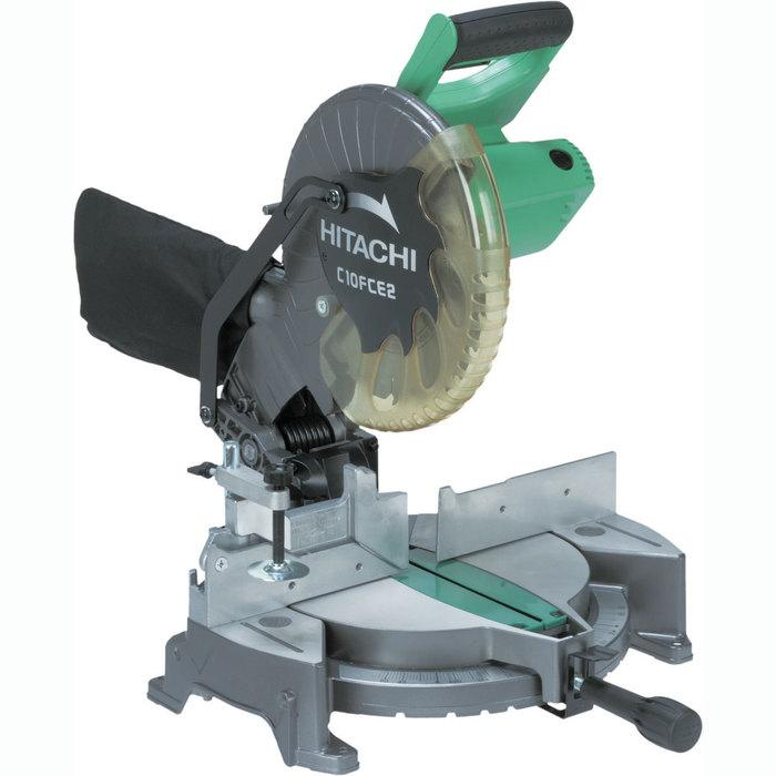 HITACHI MITRE SAW   COMPOUND MITRE SAW 255mm
