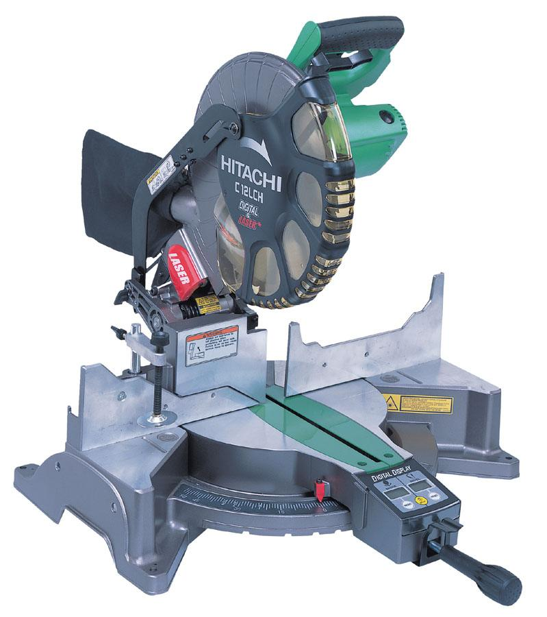 "Hitachi 305mm (12"") Compound Mitre Saw"