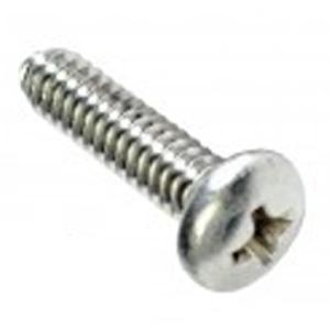 CHAMPION 3 16IN X 1-1 2IN BSW MACHINE SCREWS PAN PH 304 A2 - 15PK