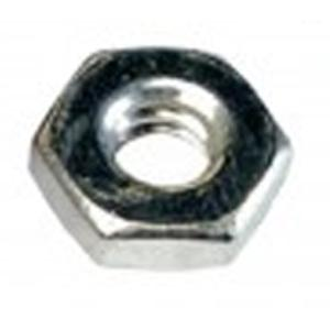 CHAMPION 3 16IN BSW STAINLESS HEX NUTS 304 A2 - 45PK