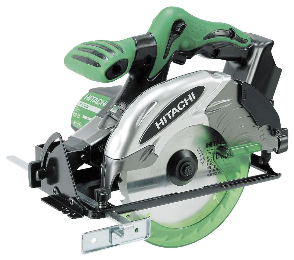 Hitachi Cordless 18.0V Circular Saw 165mm (Slide Bare Tool)