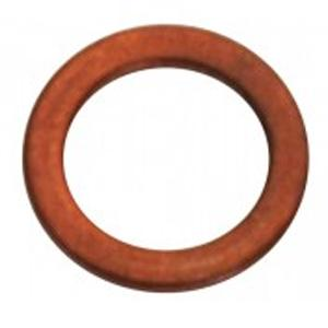 CHAMPION M6 X 10MM X 1.0MM COPPER RING WASHER - 25PK