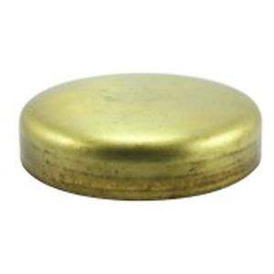 CHAMPION 2IN BRASS EXPANSION FROST PLUG - CUP TYPE - 2PK