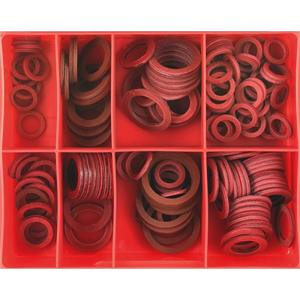 CHAMPION 143PC 332IN FIBRE WASHERS ASSORTMENT
