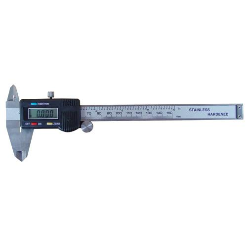 AmPro Vernier Caliper Stainless Steel Digital