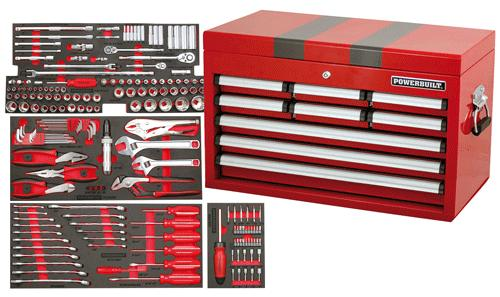 Powerbuilt Apprentice Tool Chest 189pc