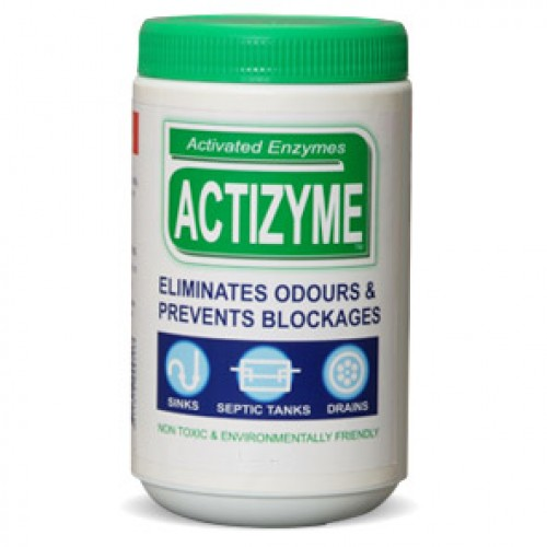 ACTIZYME DRAIN CLEANER 900ml    900gm