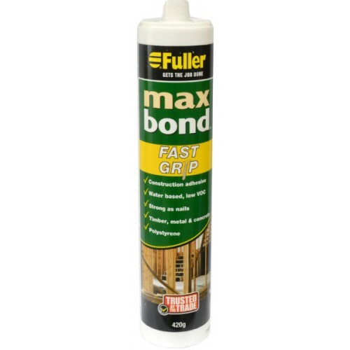 ADHESIVE Max Bond FAST GRIP 420gm    420GM