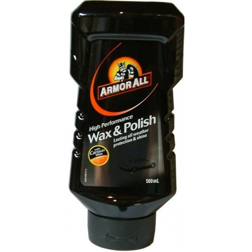 ARMOR ALL PERFORMANCE WAX & POLISH 500ml