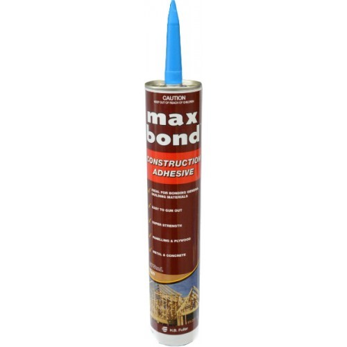ADHESIVE Max Bond Cartridge 375ml    375ml