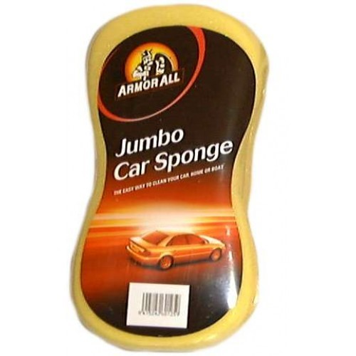 ARMOR ALL Car Wash Sponge Jumbo   Jumbo