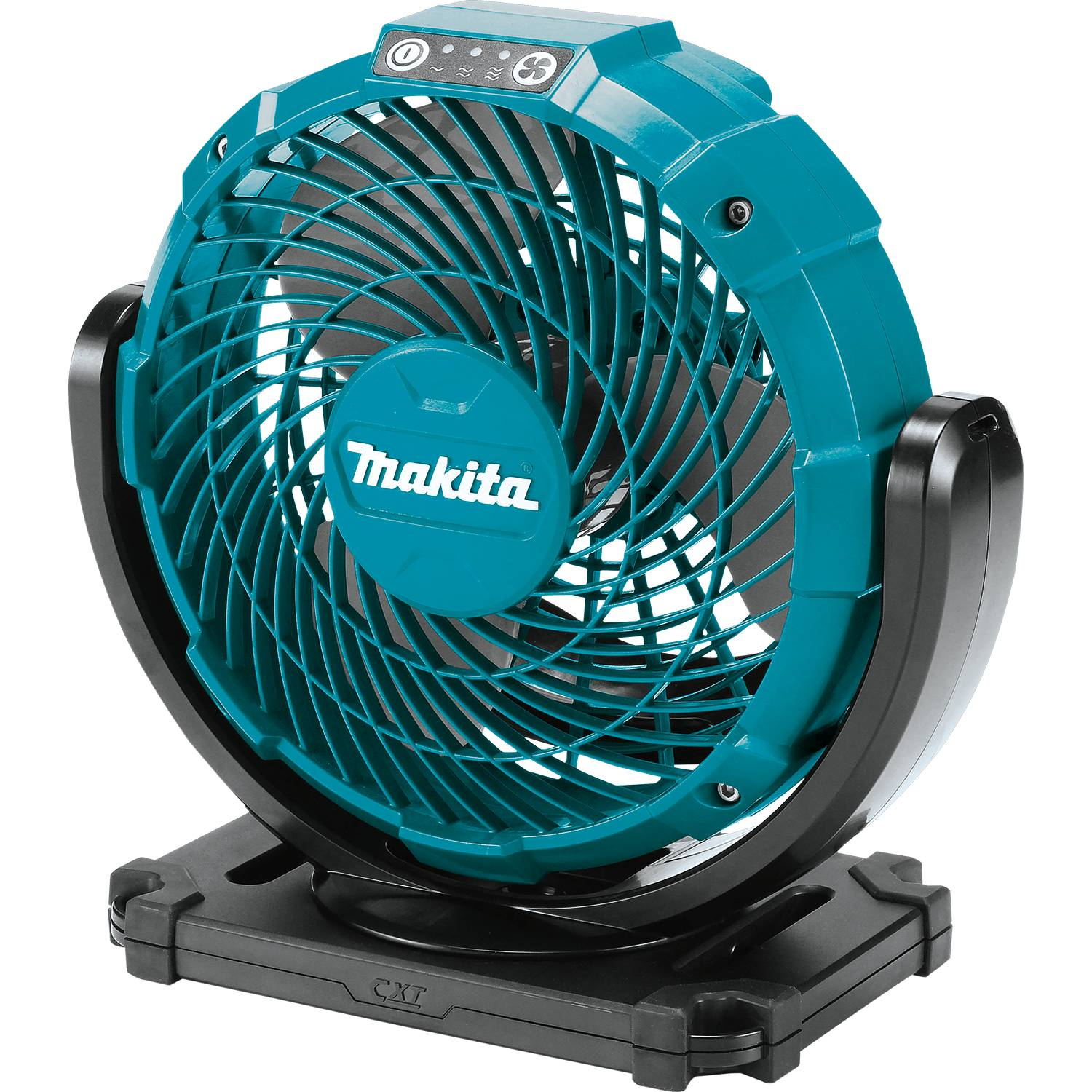 MAKITA 12V CXT JOBSITE FAN - BARE TOOL ONLY