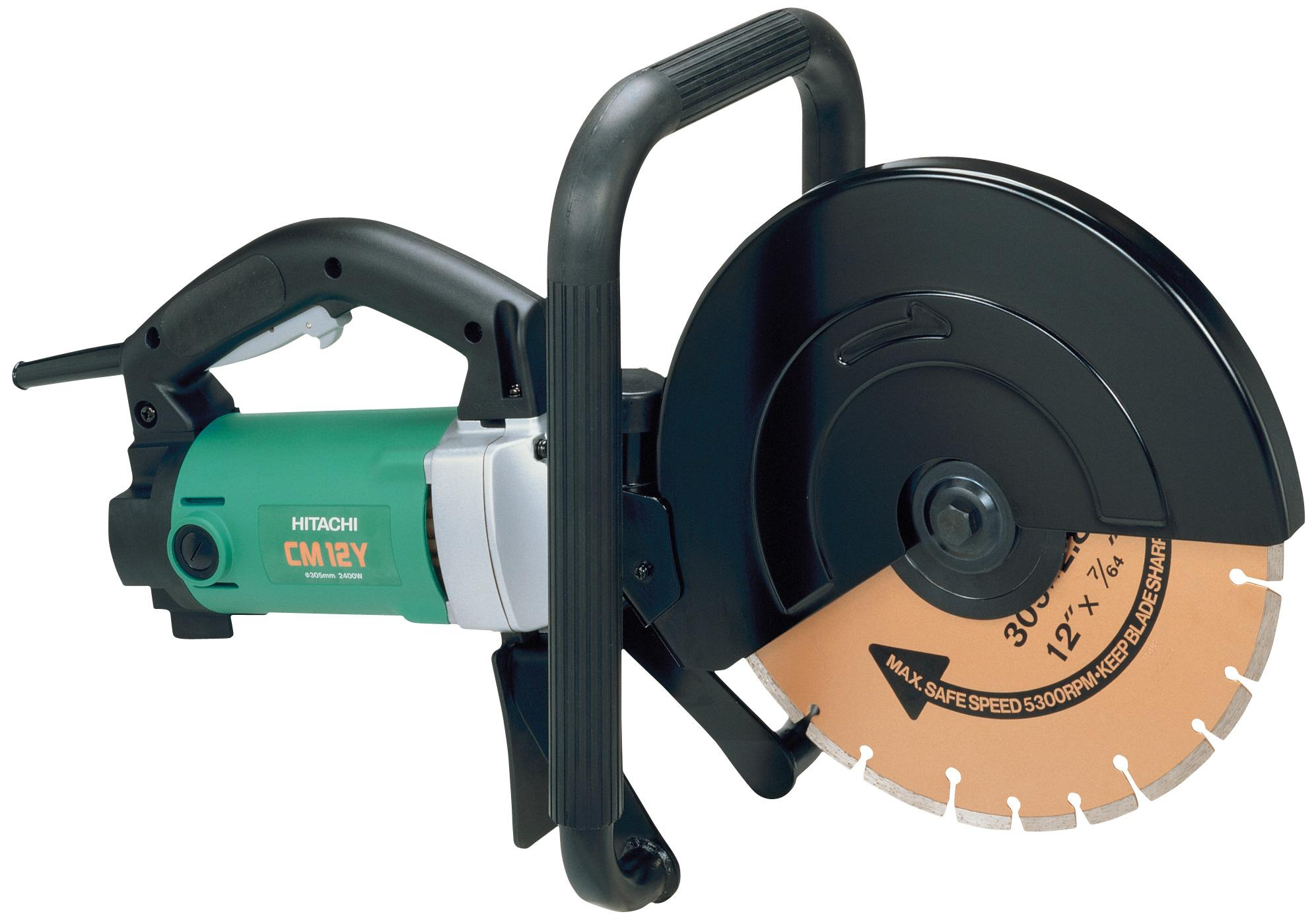 Hitachi 305mm (12'') Disc Cutter