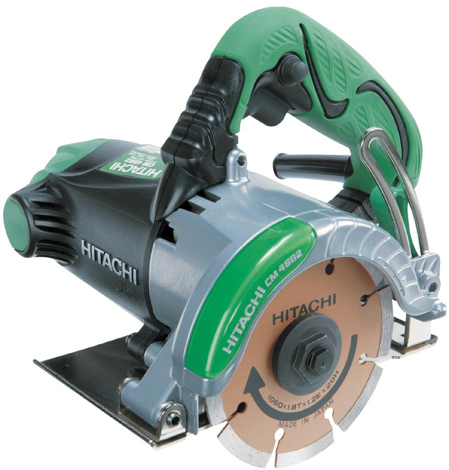 Hitachi Tile or Concrete Cutter (100mm)