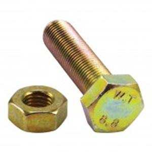 CHAMPION 1 X 7 16 SET SCREWS & NUTS B - GR5