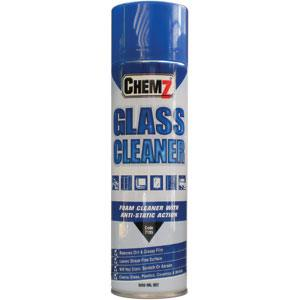 CHEMZ ANTI-STATIC GLASS & SCREEN CLEANER [500ML]